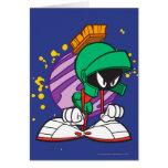 Marvin enojado tarjetas