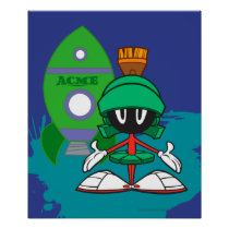 Marvin Front Poster