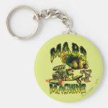 MARVIN la máquina de MARTIAN™ Marte Llavero Redondo Tipo Pin