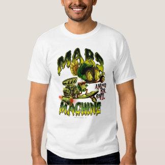 MARVIN la máquina de MARTIAN™ Marte Playera