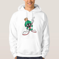 Marvin Pointing Upward Hoodie