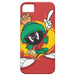 Marvin Pointing Upward iPhone 5 Case