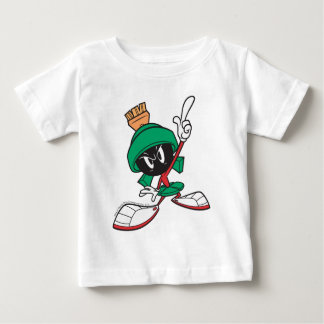 Marvin Pointing Upward Tee Shirts
