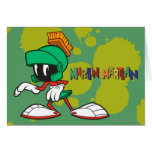 Marvin Sneaking Card