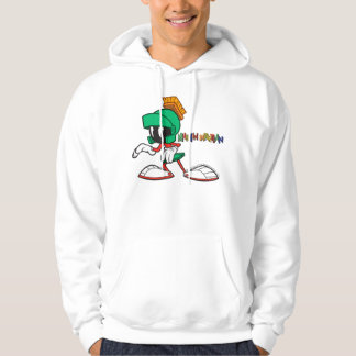 Marvin Sneaking Hooded Sweatshirt