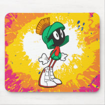 Marvin Standing On Heels Mouse Pad