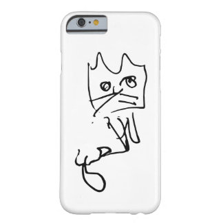 Marvin the Cat iPhone Case Barely There iPhone 6 Case