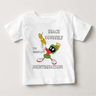 MARVIN THE MARTIAN™ Aiming Laser Baby T-Shirt