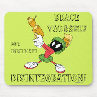 MARVIN THE MARTIAN™ Aiming Laser Mouse Pad