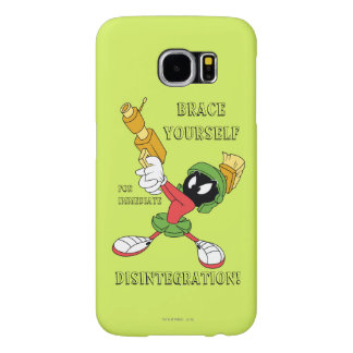 MARVIN THE MARTIAN™ Aiming Laser Samsung Galaxy S6 Cases