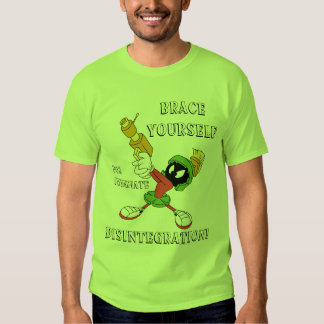MARVIN THE MARTIAN™ Aiming Laser T Shirt