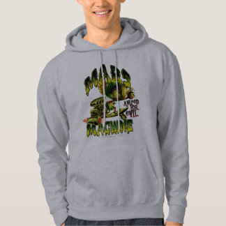 MARVIN THE MARTIAN™ Amped for Evil Hoodie