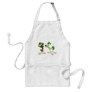 MARVIN THE MARTIAN™ and K-9 2 Adult Apron