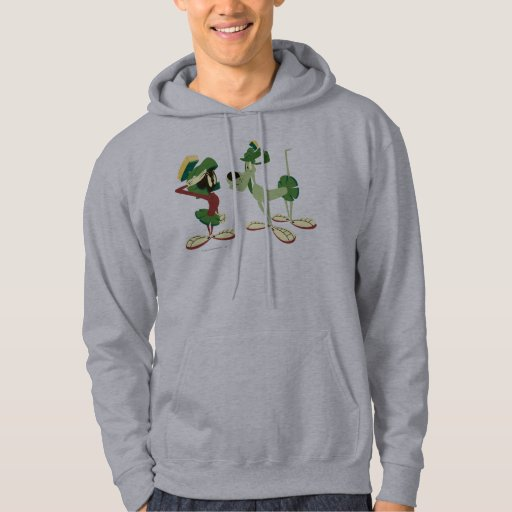 MARVIN THE MARTIAN™ and K-9 2 Hoody