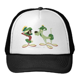 MARVIN THE MARTIAN™ and K-9 2 Trucker Hat