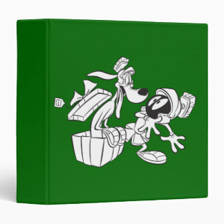 MARVIN THE MARTIAN™ and K-9 Gift Surprise Binder
