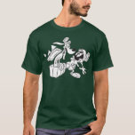 MARVIN THE MARTIAN™ and K-9 Gift Surprise T-Shirt