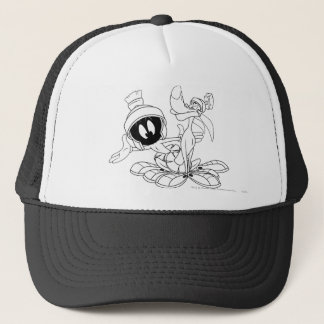 MARVIN THE MARTIAN™ and K-9 Trucker Hat