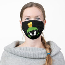MARVIN THE MARTIAN™ Angry Face Adult Cloth Face Mask