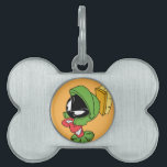 "MARVIN THE MARTIAN™ Annoyed Pet Tag<br><div class=""desc"">LOONEY TUNES™ 