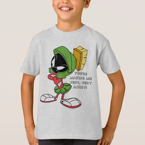 MARVIN THE MARTIANâ Annoyed T_Shirt