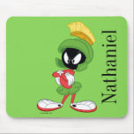 "MARVIN THE MARTIAN™ | Arms Crossed Mouse Pad<br><div class=""desc"">This design features your favorite Looney Tunes Character,  MARVIN THE MARTIAN™.</div>"
