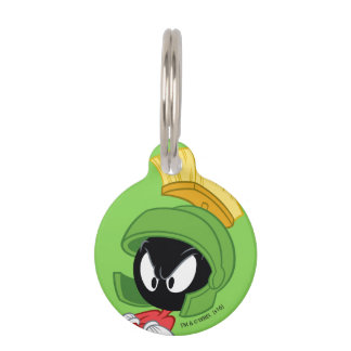 MARVIN THE MARTIAN™ | Arms Crossed Pet Name Tag