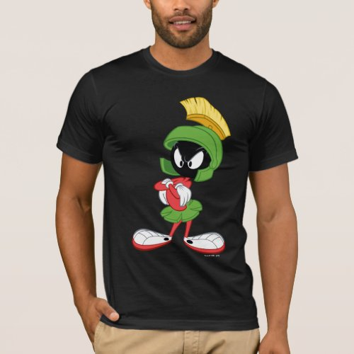 MARVIN THE MARTIANâ  Arms Crossed T_Shirt