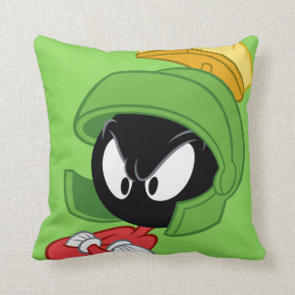MARVIN THE MARTIAN™ | Arms Crossed Throw Pillow