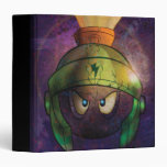 MARVIN THE MARTIAN™ Battle Hardened 3 Ring Binders