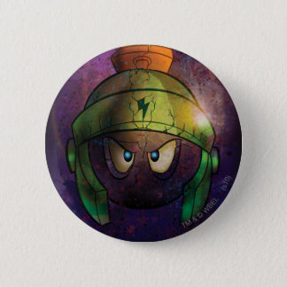 MARVIN THE MARTIAN™ Battle Hardened Button