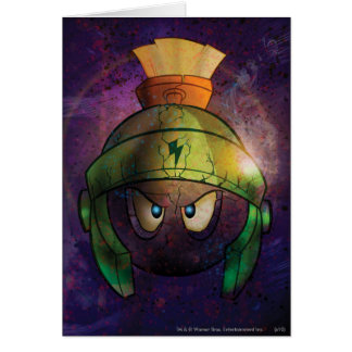 MARVIN THE MARTIAN™ Battle Hardened Cards