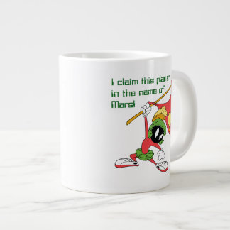 MARVIN THE MARTIAN™ Claiming Planet Large Coffee Mug