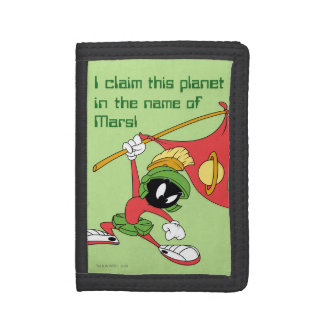 MARVIN THE MARTIAN™ Claiming Planet Tri-fold Wallet