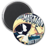 MARVIN THE MARTIAN™, DAFFY DUCK™ and Elmer Refrigerator Magnet
