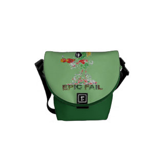 MARVIN THE MARTIAN™ Epic Fail Courier Bag