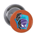 MARVIN THE MARTIAN™ Expressive 14 2 Inch Round Button