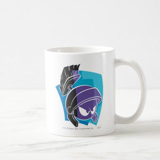 MARVIN THE MARTIAN™ Expressive 14 Classic White Coffee Mug