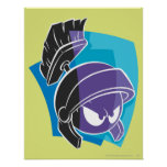 Marvin the Martian Expressive 14 Print