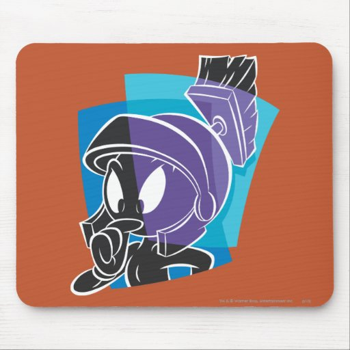 MARVIN THE MARTIAN™ Expressive 20 Mouse Pad