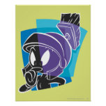MARVIN THE MARTIAN™ Expressive 20 Poster