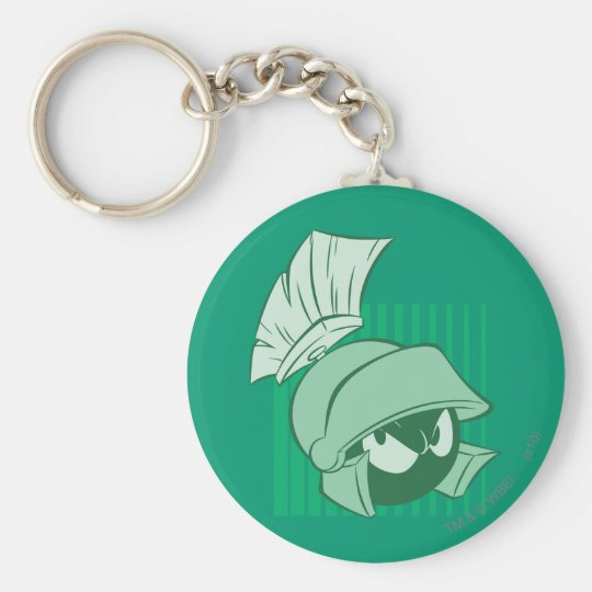 MARVIN THE MARTIAN™ Expressive 23 Keychain