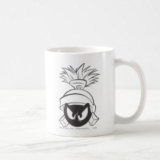 MARVIN THE MARTIAN™ Expressive 5 Classic White Coffee Mug