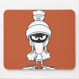 Marvin the Martian Mad at You Mousepads