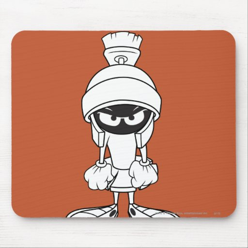 MARVIN THE MARTIAN™ Mad at You Mousepads
