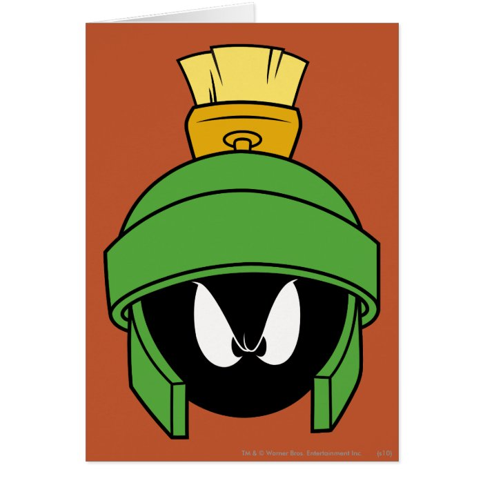 MARVIN THE MARTIAN™ Mad Card