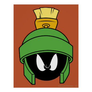 MARVIN THE MARTIAN™ Mad Poster