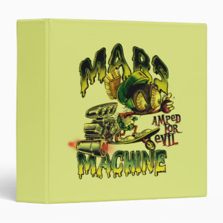 MARVIN THE MARTIAN™ Mars Machine Binder