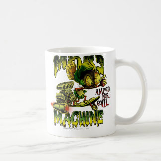 MARVIN THE MARTIAN™ Mars Machine Classic White Coffee Mug