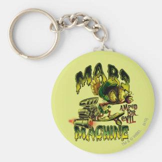 MARVIN THE MARTIAN™ Mars Machine Keychain